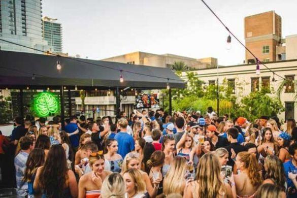 Best rooftop bars Orlando