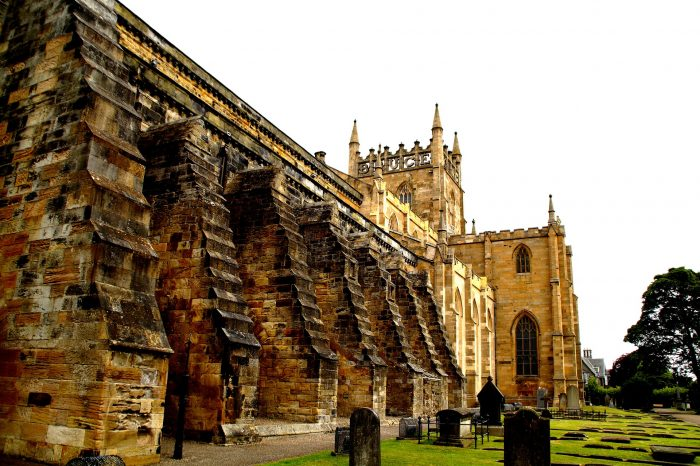 The most charming small towns in Scotland Dunfermline