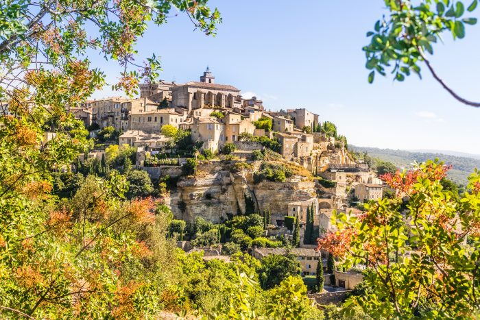 The most charming small towns in France Gordes