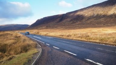 Best Scotland Road Trip