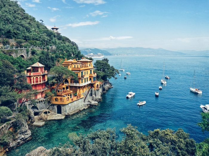 The most charming small towns in Italy Portofino