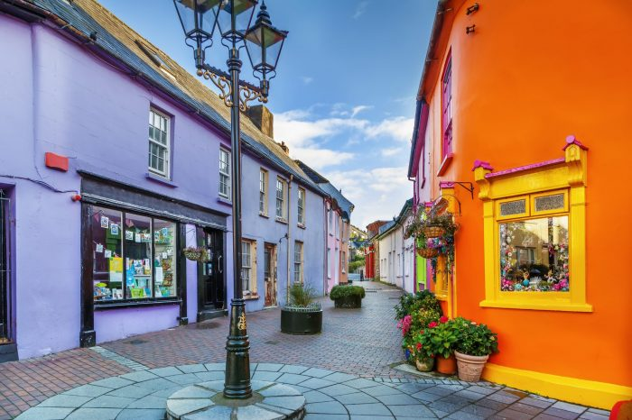 The most charming small towns in Ireland Kinsale