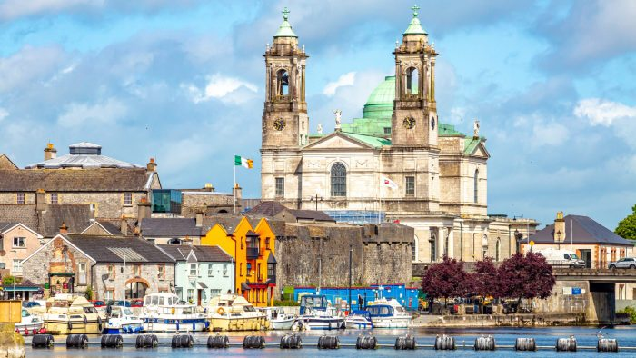 The most charming small towns in Ireland Athlone