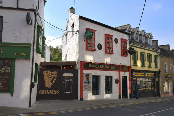The most charming small towns in Ireland Donegal