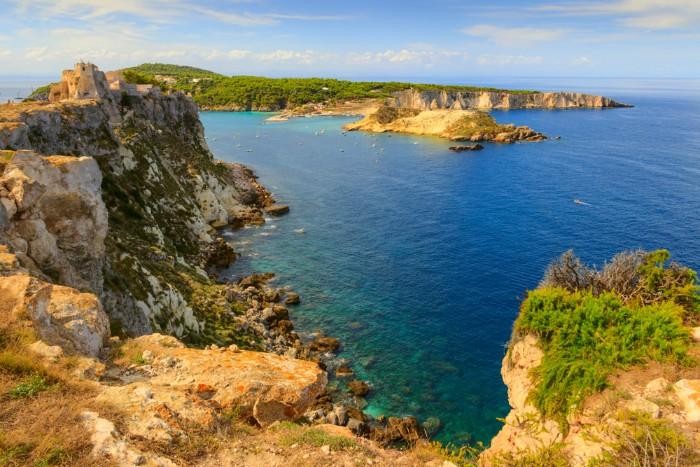 Idyllic islands Italy