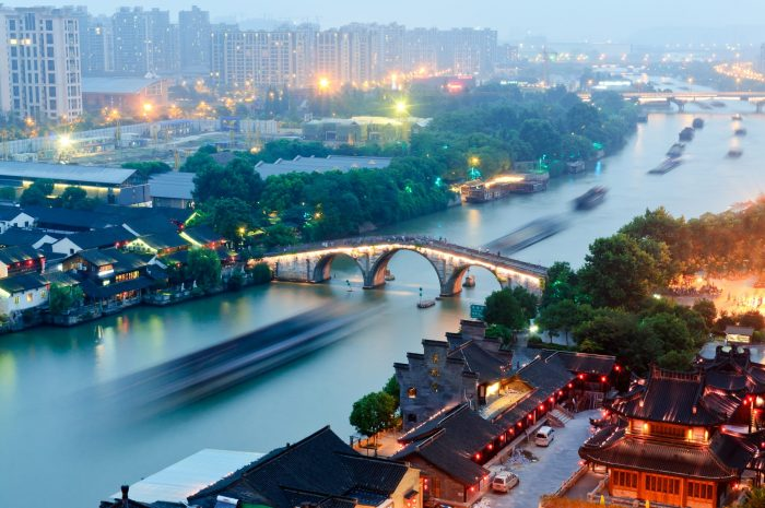 Interesting facts about china Grand Canal
