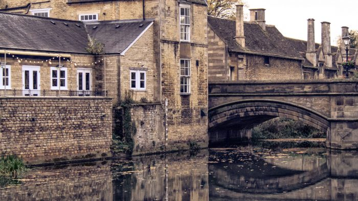 The prettiest villages in England Stamford