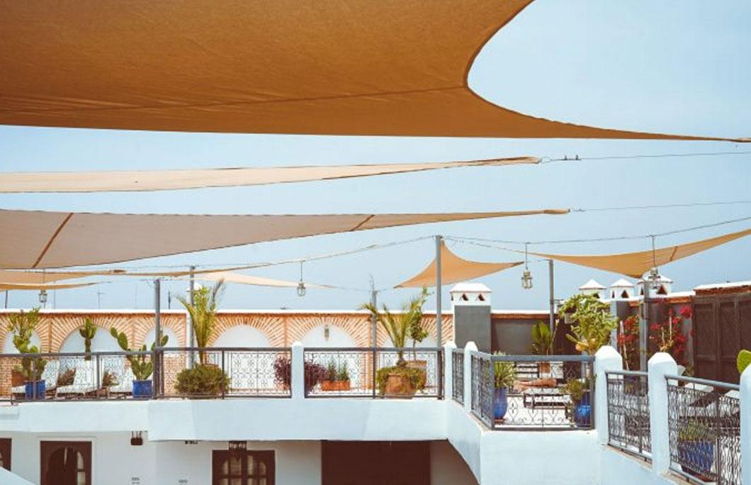 Marrakech hostel