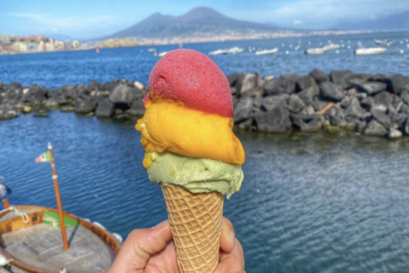 Best gelato shops Naples