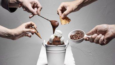 Best gelato shops Milan