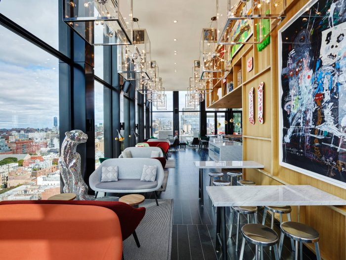 CitizenM hotels Bowery best rooftop bars NYC