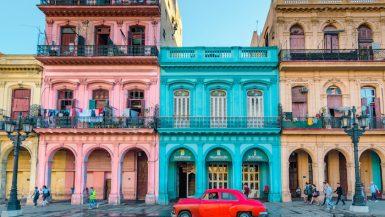 Cuba Mexico