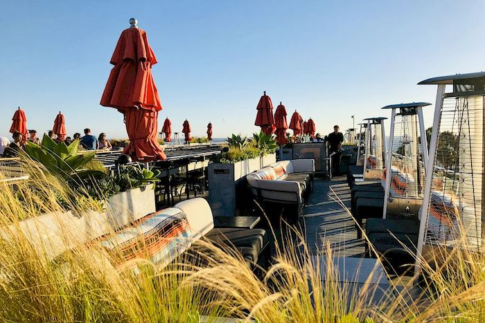 Best rooftop bars United States