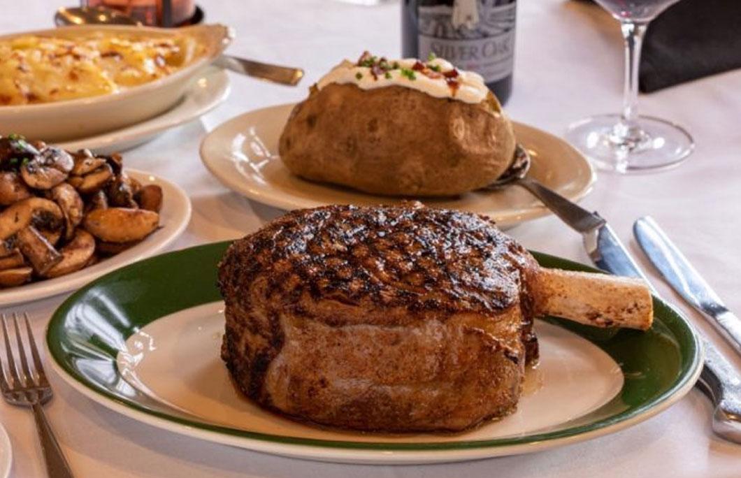 LG Steaks