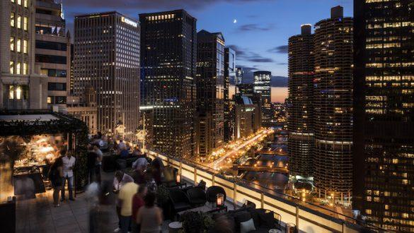 Best rooftop bars US