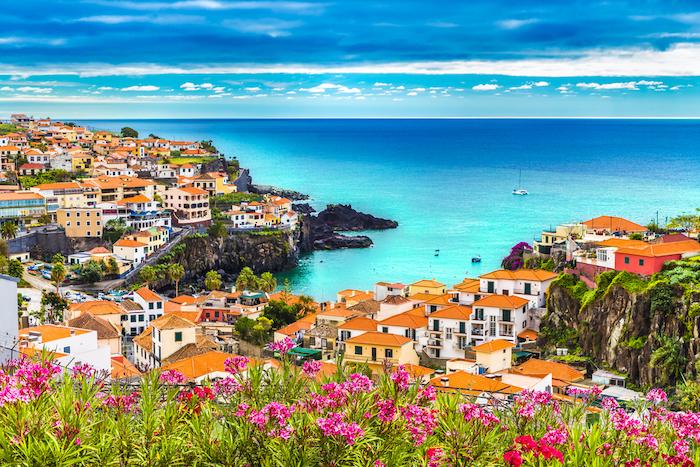 Azores Madeira