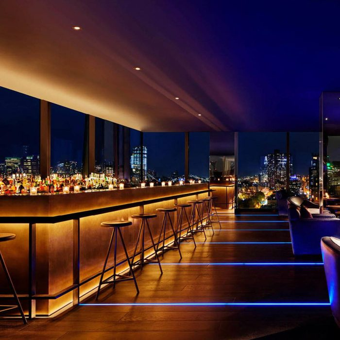 Public Hotels The Roof best rooftop bars NYC