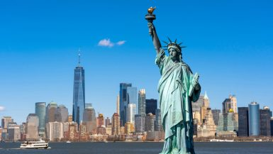 Interesting facts Statue of Liberty
