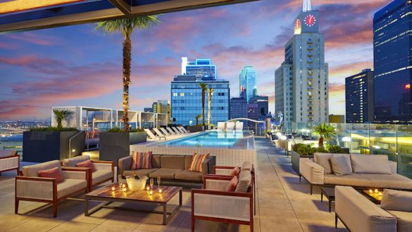 best rooftop bar Dallas