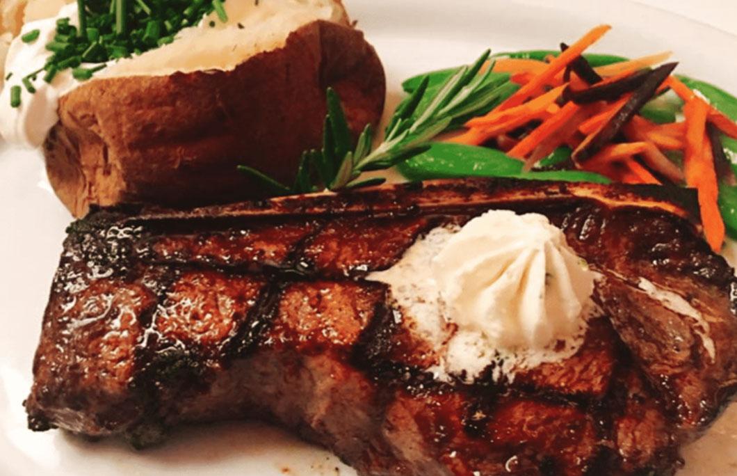 best steakhouses california