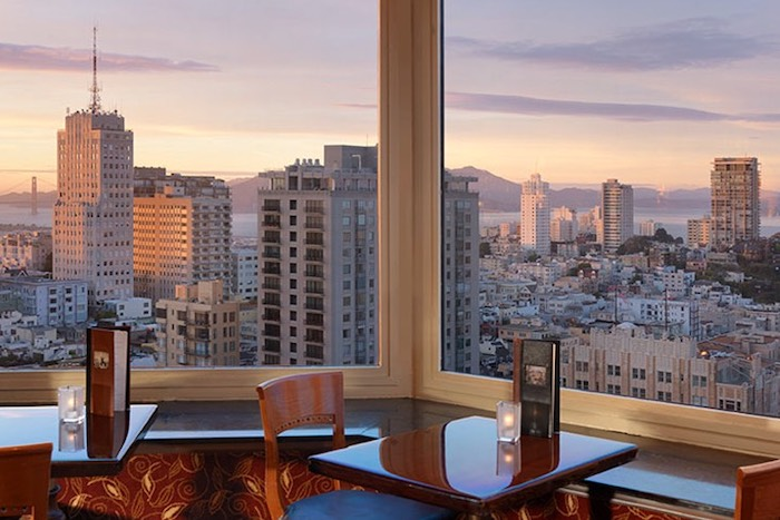 Best rooftop bars in San Francisco