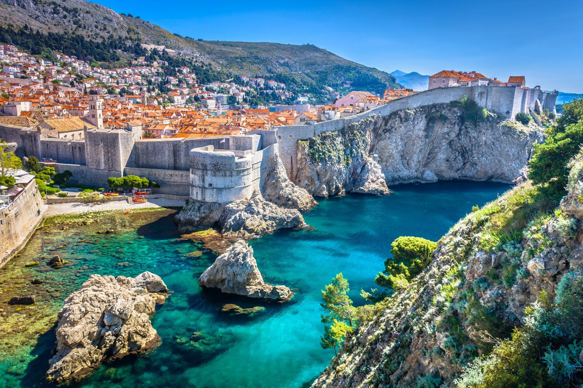 Zagreb or Dubrovnik