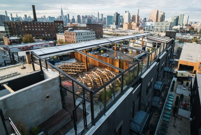 best rooftop bars nyc the box house