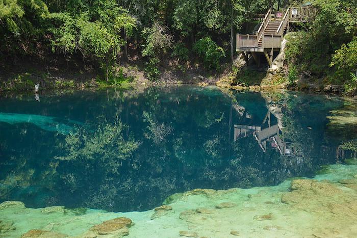 Best swimming holes Florida