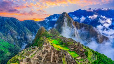 Interesting facts Machu Pichuu