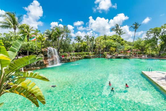 Best swimming holes in Florida