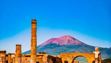 Interesting facts Pompeii
