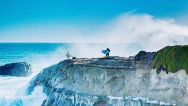 best places to surf Santa Cruz