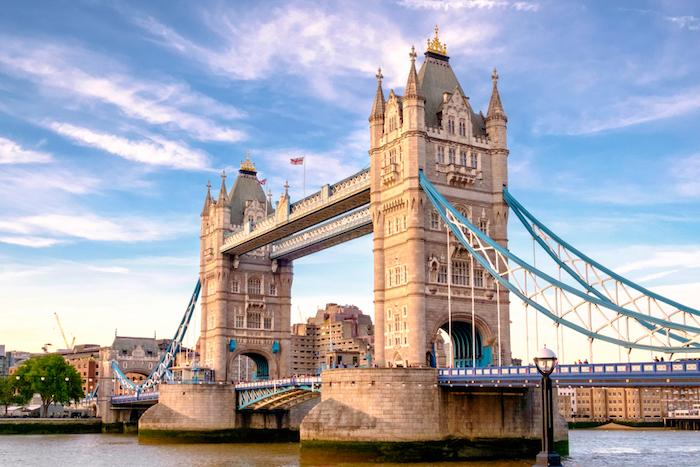 Interesting facts Tower Bridge