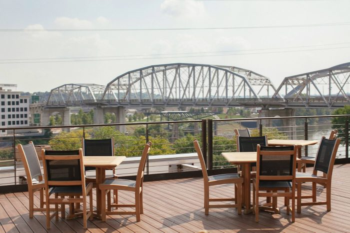 The 7 Best Rooftop Bars in Nashville acme
