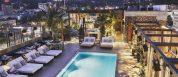 best rooftop bars in Los Angeles Dream Hotel