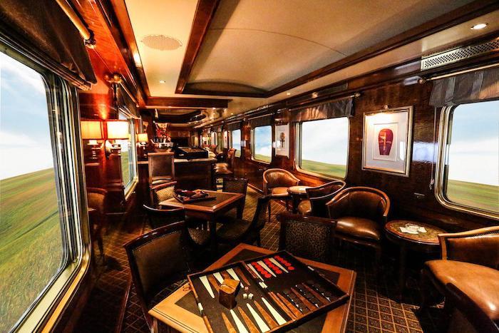Incredible sleeper trains around the world