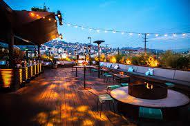 best rooftop bars in Los Angeles LP