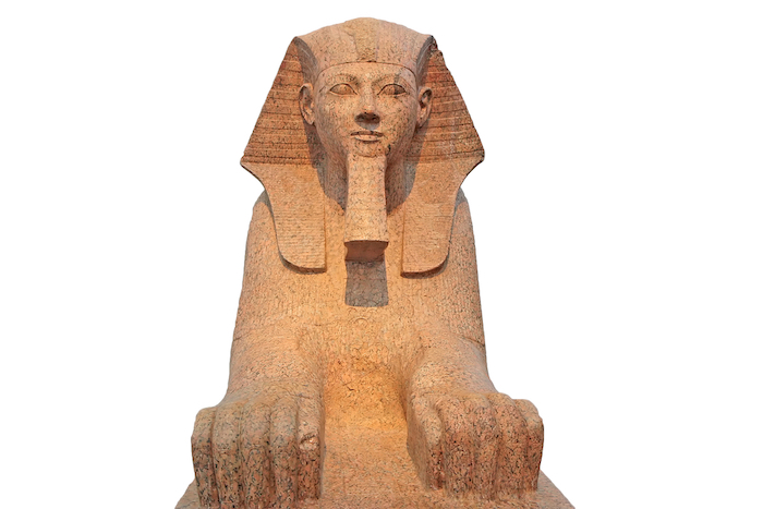 Interesting facts The Great Sphinx