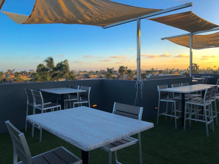 Best rooftop bars in san diego