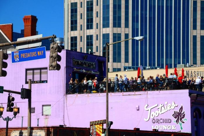 The 7 Best Rooftop Bars in Nashville tootsies