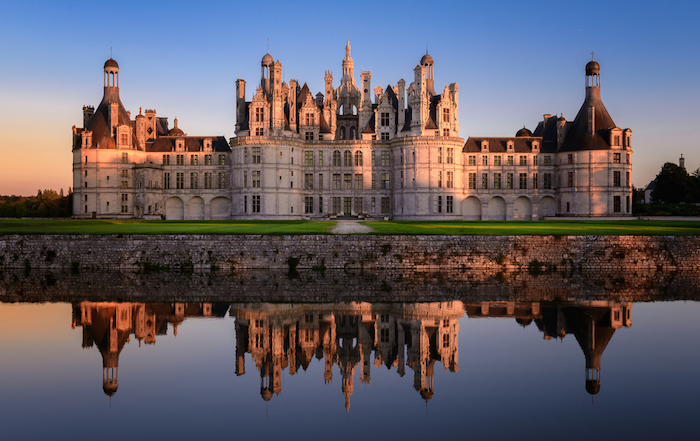 fairytale castles in France