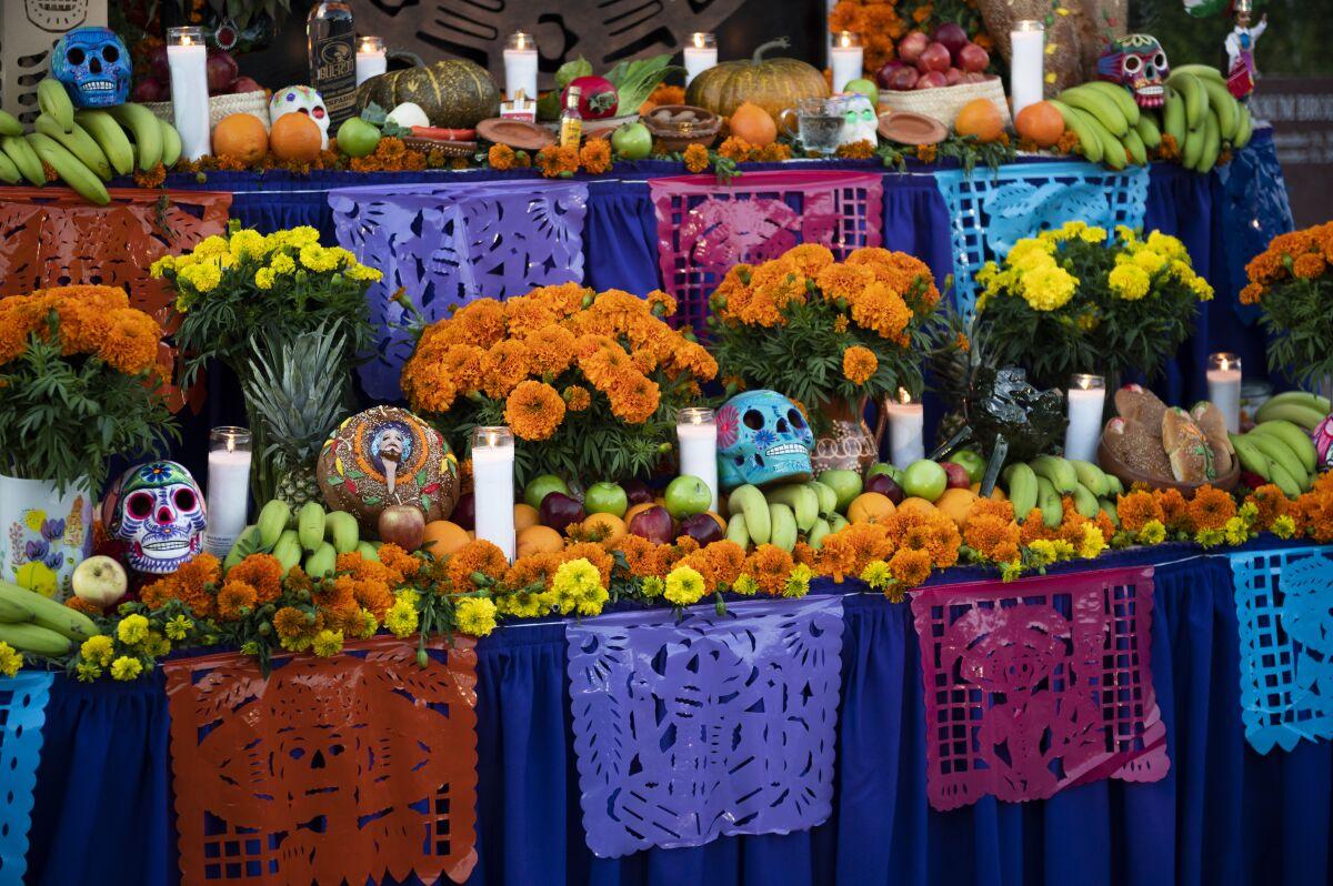 Unique traditions Mexico