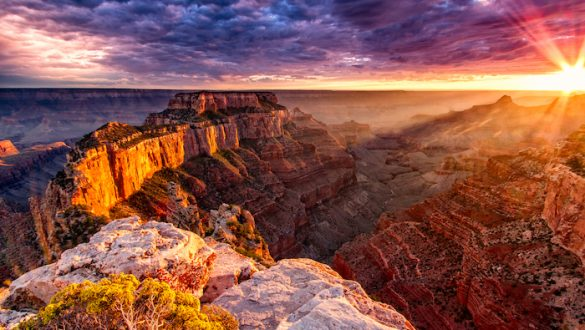 interesting facts Grand Canyon