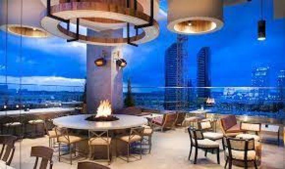 Best rooftop restaurants San Diego