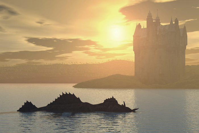 interesting facts about Loch Ness
