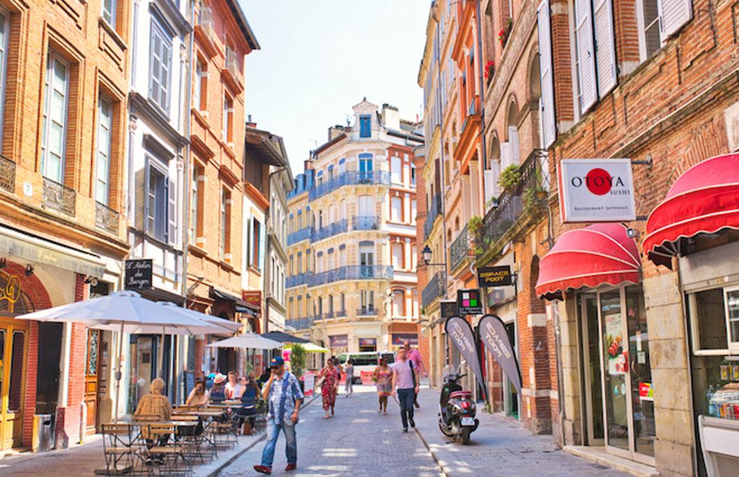 Toulouse Bordeaux