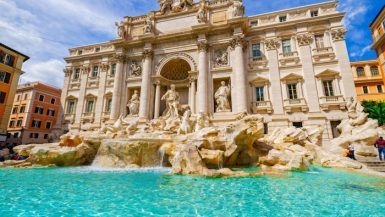 interesting facts Trevi Fountain