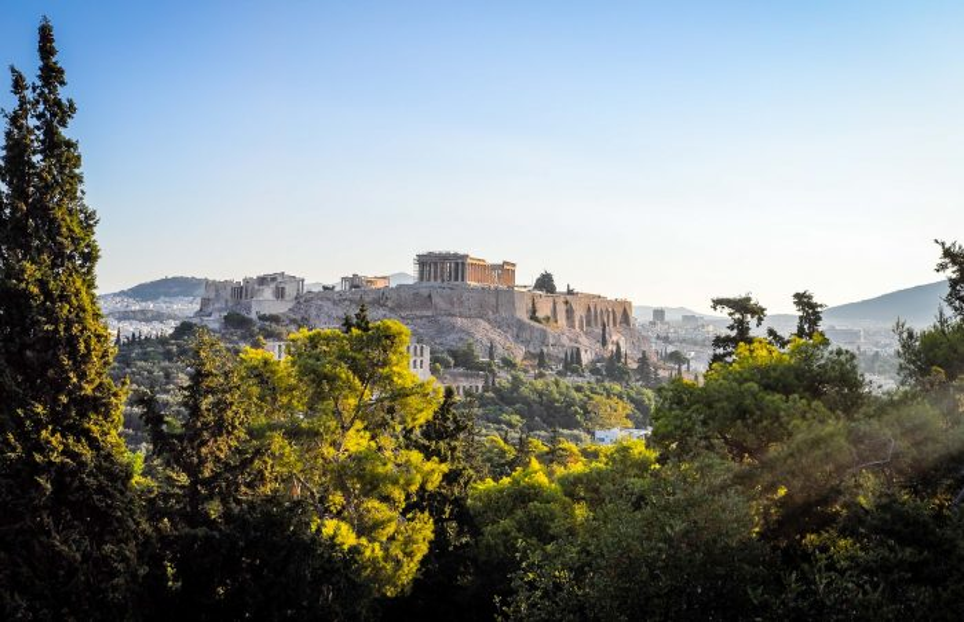 Acropolis Athens Greece