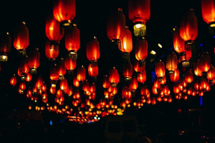 unique traditions china