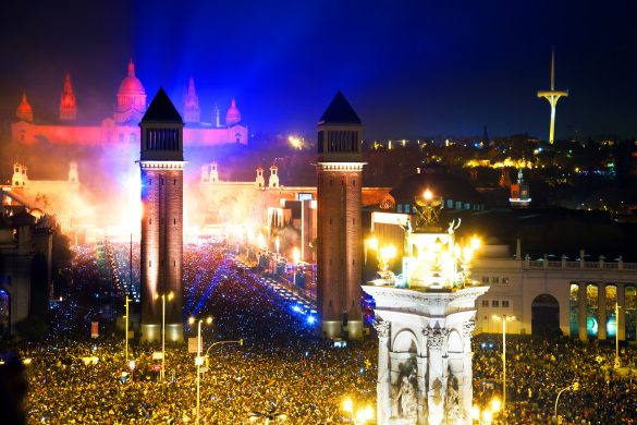 New Year's Traditions Spain